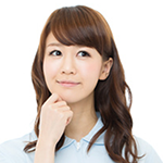 微笑む女性看護師