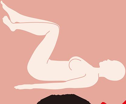腹直筋を引き締めるエクササイズ1