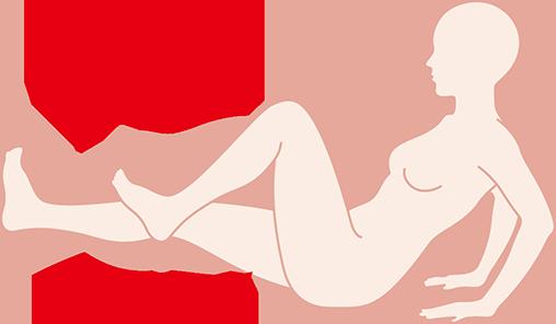 腸腰筋を引き締めるエクササイズ2